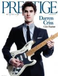 Darren Criss on the cover of Prestige (Indonesia) - February 2011