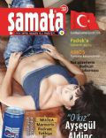 Samata Magazine [Turkey] (November 2010)