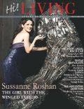 on the cover of Hi Living (India) - April 2011