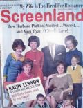 Janet Lennon on the cover of Screenland (United States) - July 1966