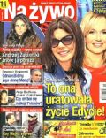 Edyta Gorniak, Grazyna Torbicka on the cover of Na Ywo (Poland) - March 2011
