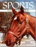 Swaps on the cover of Sports Illustrated (United States) - July 1955