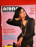 Arena Magazine [Yugoslavia (Serbia and Montenegro)] (27 February 1970)