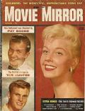Doris Day on the cover of Movie Mirror (United States) - September 1957