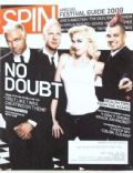 Gwen Stefani on the cover of Spin (United States) - May 2009