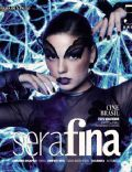 Isis Valverde on the cover of Serafina (Brazil) - May 2013
