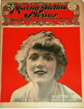 Mary Pickford on the cover of Moving Picture Stories (United States) - October 1921
