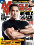 Arnold Schwarzenegger on the cover of Muscle and Fitness (United States) - October 2013