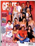 Gente Magazine [Argentina] (19 January 2011)