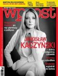 Malgorzata Rozenek on the cover of Wprost (Poland) - December 2013