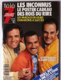 Télé 7 Jours Magazine [France] (13 July 1991)