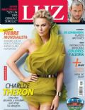 Charlize Theron on the cover of Luz (Argentina) - June 2014