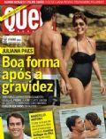 Quem Magazine [Brazil] (18 March 2011)