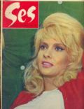 Gina Lollobrigida on the cover of Ses (Turkey) - May 1965
