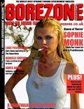 Sophie Monk on the cover of Gorezone (United Kingdom) - May 2010