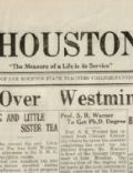 The Houstonian (newspaper)