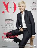 Ellen DeGeneres on the cover of Yo Dona (Spain) - March 2014