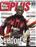 Clarence Seedorf on the cover of Pi Ka No Na Plus (Poland) - May 2009