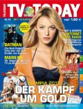 Blake Lively on the cover of TV Today (Germany) - July 2012