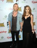 Greg Puciato and Jenna Haze