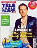 Télé Cable Satellite Magazine [France] (2 October 2010)