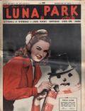 Luna Park Magazine [Italy] (27 December 1953)