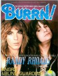 Burrn! Magazine [Japan] (April 2007)
