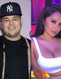 Rob Kardashian and Aileen Gisselle