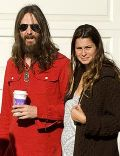 Chris Robinson and Allison Bridges