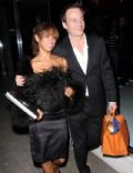 Brian Lovell and Stacey Dash