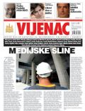 Vijenac Magazine [Croatia] (27 September 2007)