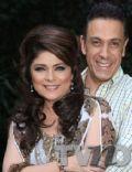 Omar Fayad and Victoria Ruffo
