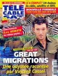 Télé Cable Satellite Magazine [France] (6 November 2010)
