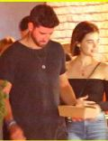 Lucy Hale and Ryan Rottman