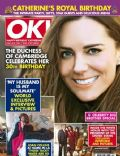 OK! Magazine [United Kingdom] (17 January 2012)