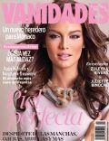 Zuleyka Rivera Mendoza on the cover of Vanidades (Mexico) - July 2014