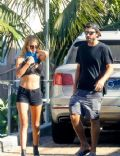 Briana Jungwirth and Brody Jenner