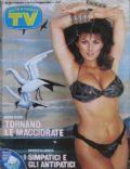TV Sorrisi e Canzoni Magazine [Italy] (24 August 1986)