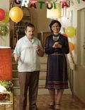 Bruce McCulloch and Tracy Ryan