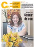 Andrea Del Boca on the cover of Pagina 12 (Argentina) - December 2013