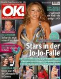 Mariah Carey on the cover of Ok (Germany) - May 2009