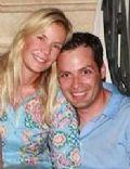 Dom Zoida and Katherine Kelly Lang