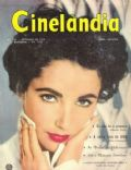 Cinelandia Magazine [Brazil] (September 1959)