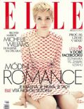 Michelle Williams on the cover of Elle (Czech Republic) - March 2012
