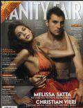 Vanity Fair Magazine [Italy] (23 April 2008)