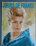 Jours de France Magazine [France] (18 July 1962)