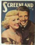 Betty Grable on the cover of Screenland (United States) - February 1949