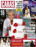 Xuxa Meneghel on the cover of Caras (Brazil) - November 2011