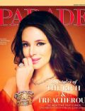 Madeleine Stowe on the cover of Parade (United States) - February 2012