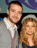 Fergie and Justin Timberlake